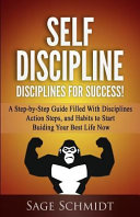 Self Discipline  Disciplines for Success  PDF