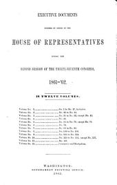 House Documents: Volume 9; Volume 174