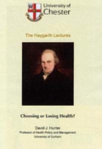 Choosing Or Losing Health  Book