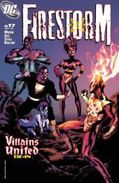 Firestorm (2004-) #17