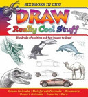 Draw Really Cool Stuff Book