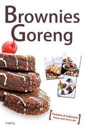 Brownies Goreng