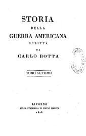 Storia Della Guerra Americana: Volumi 3-4