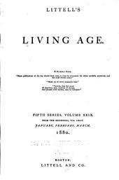 Littell's Living Age: Volume 144