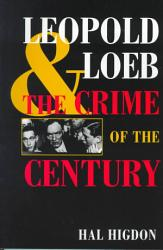 Leopold And Loeb Book PDF
