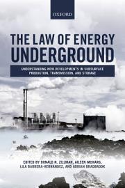 The Law of Energy Underground PDF