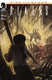 Aliens: Fire and Stone #4