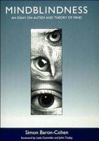 Mindblindness PDF