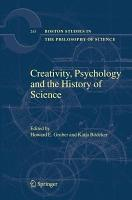 Creativity  Psychology and the History of Science PDF
