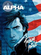 Alpha - tome 11 - Fucking patriot