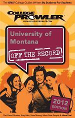 University of Montana 2012