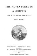The Adventures of a Griffin on a Voyage of Discovery