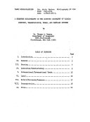 A Selected Bibliography on the Economic Geography of Canada PDF