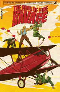 Doc Savage  Ring Of Fire  2  of 4  Book