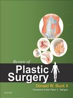 Review of Plastic Surgery E Book PDF