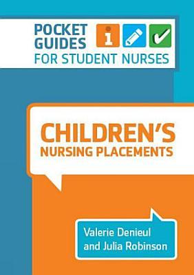 Children s Nursing Placements PDF