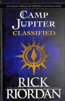Camp Jupiter Classified Book