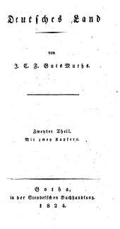 Deutsches Land und deutsches Volk: Band 1,Ausgabe 2