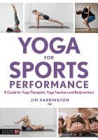 Yoga for Sports Performance PDF