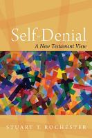 Self Denial PDF