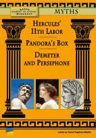 Hercules  11th Labor  Pandora s Box  Demeter and Persephone PDF