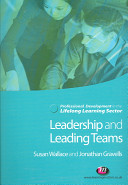 Leadership and Leading Teams in the Lifelong Learning Sector PDF