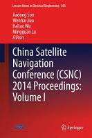 China Satellite Navigation Conference  CSNC  2014 Proceedings  PDF