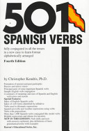 501 Spanish Verbs Fully Conjugated in All the Tenses in a New Easy to learn Format  Alphabetically Arranged PDF