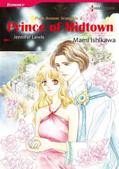 PRINCE OF MIDTOWN: Harlequin Comics, Book 3