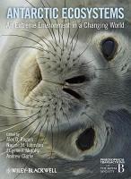 Antarctic Ecosystems PDF