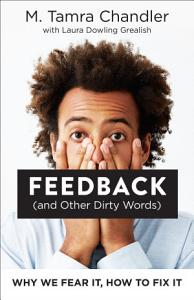 Feedback  and Other Dirty Words  Book