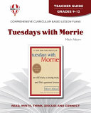 Tuesdays with Morrie Teacher Guide Book