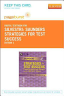 Saunders Strategies For Test Success Passcode Book PDF