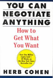 You Can Negotiate Anything Book PDF