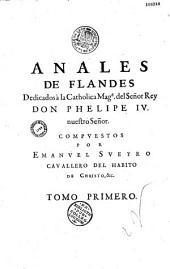Anales de Flandes... compuestos por Emanuel Sueyro...