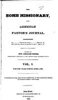 Home Missionary and American Pastor s Journal PDF