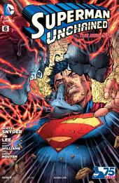 Superman Unchained (2013-) #6