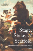 Stage  Stake  and Scaffold