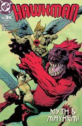 Hawkman (2002-) #34
