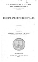 Federal and State Forest Laws PDF