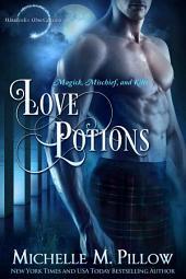 Love Potions: Warlocks MacGregor #1