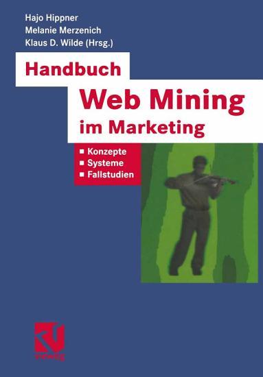 Handbuch Web Mining im Marketing PDF