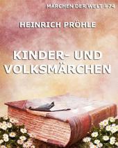 Kinder- und Volksmärchen (Märchen der Welt)