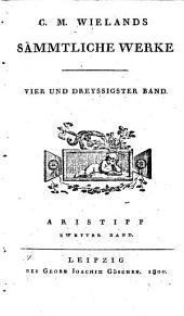 Aristipp Und Einige Seiner Zeitgenossen: Band 2
