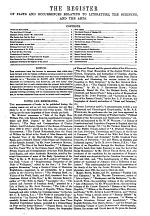 Crosthwaite's Register of facts and occurrences relating to literature, the sciences, & the arts