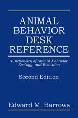 Animal Behavior Desk Reference PDF
