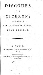 Discours de Cicéron