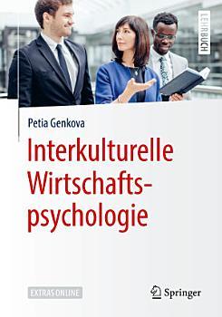 Interkulturelle Wirtschaftspsychologie PDF