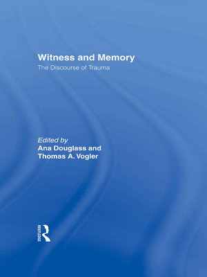 Witness and Memory