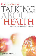 Talking about Health